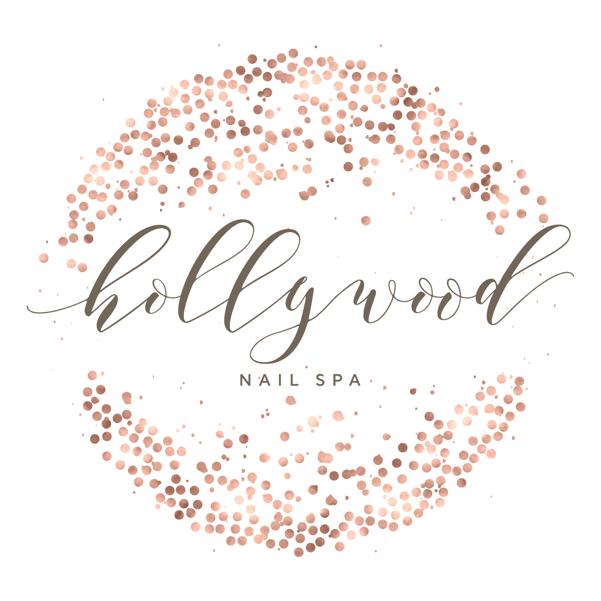 Hollywood Nail Spa Logo